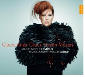 Nouveau disque pour Marie-Nicole Lemieux