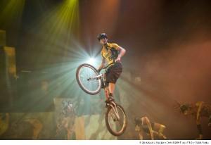 iD du Cirque Éloize, dans quelques jours à la TOHU!!!