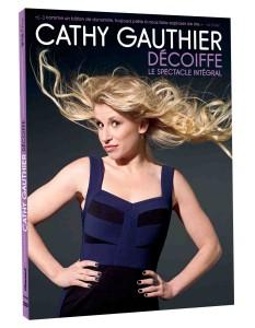 Cathy Gauthier Décoiffe, en DVD le 11 septembre