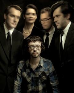 Philippe B et le Quatuor Molinari, jeudi 4 octobre au Théâtre Petit Champlain