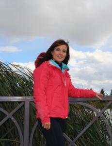 Danielle Danault, auteure du livre Cardio plein air, s'entraîner à ciel ouvert