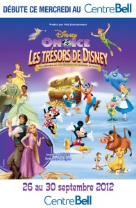 Les trésors de Disney au Centre Bell