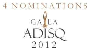 4  nominations pour Productions J au Gala de l'ADISQ