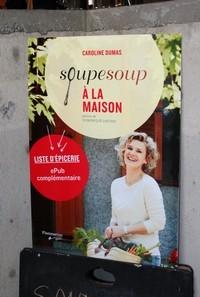La couverture de Soupesoup à la Maison