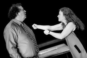 Patric Saucier et Véronika Makdissi-Warren