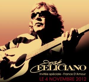 José Feliciano en concert le dimanche 4 novembre au Château Frontenac