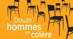 Théâtre Denise-Pelletier présente Douze hommes en colère
