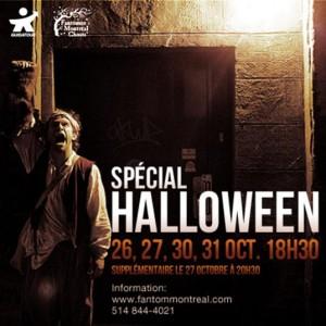 Chasses aux Fantômes Spécial Halloween
