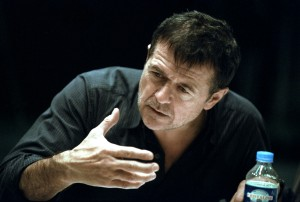 Patrice Chéreau dans Coma, un texte de Pierre Guyotat