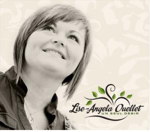 Lancement 13 Novembre premier abum Lise-Angela Ouellet