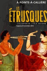 Les Étrusques – Civilisation de l'Italie ancienne
