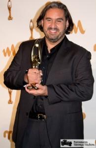 L'Autre gala de l'ADISQ : Marc Hervieux gagnant de Album de l'année - Classique / Vocal pour A Napolis
