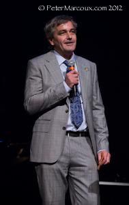 Gino St-Marie, président du Festival de Jazz