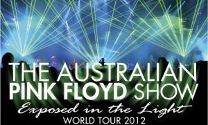 The Australian Pink Floyd Show /  vendredi le  2 novembre 2012. / Centre Bell