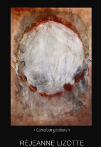 L'artiste Diane DESROCHERS