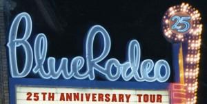 Blue Rodeo / 8 février 2013 / Place des Arts