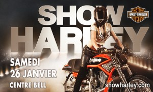 Le Show Harley / 26 janvier 2013 / Centre Bell