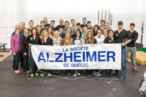 7e Marche de la Memoire de La Société Alzheimer de Québec