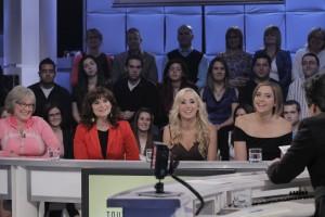 Micheline Lanctôt, Guylaine Tremblay, Mariloup Wolfe et Ève Landr