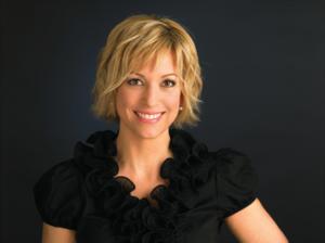 Nathalie Clark, porte-parole du Salon Rénovation & Décoration de Québec