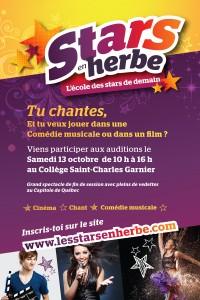 Auditions des Stars en Herbe, 13 et 20 octobre 2013