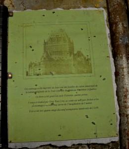 Lancement d'un nouveau conte de Gilles Vigneault gravé dans un livre d'art