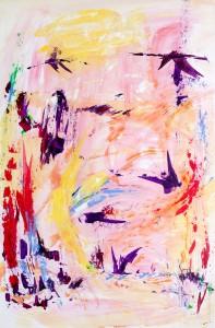 Oeuvre de  Christine GRIBBIN