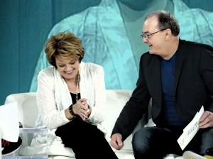 Rose-Marie Charest et Gildor Roy
