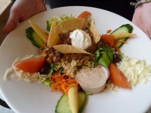 Salade con carne