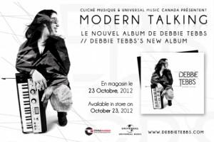 Debbie Tebbs - Nouvel Album - Modern Talking