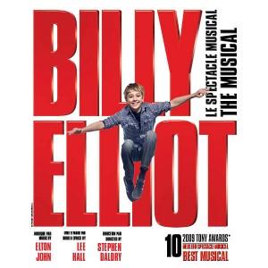 Billy Elliot The Musical / 8 au 13 janvier 2013 / Place des Arts