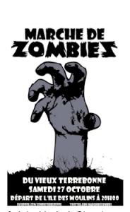 La SODECT anime la Marche de zombies