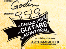 7eédition du Grand Prix de Guitare : les gagnants