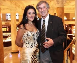 Giorgia Fumanti et Jean-Pierre Coallier