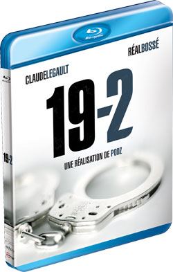 La série 19-2 offerte en format Blu-ray