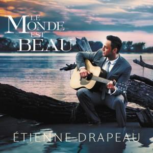 Étienne Drapeau en écoute exclusive sur ZIK dès le 20 octobre