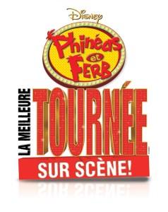 Disney présente Phineas et Ferb: La meilleure tournée sur scène - 21 au 26 décembre - St-Denis