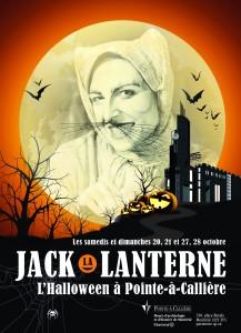 L'Halloween à Pointe-à-Callière