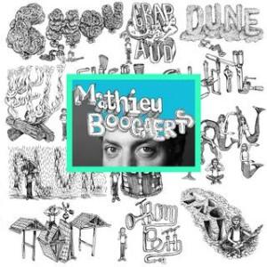 Le nouvel album éponyme  de Mathieu Boogoarts