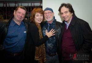 Nicole Martin et son amoureux Lee Abott, Patrick Norman, Bourbon Gauthier