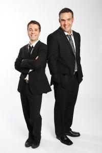 Dominic et Martin : Spectacle-bénéfice au profit de la SPA de Québec