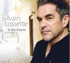 """Sylvain Cossette-Nouvel album francophone """"Le jour d'après"""