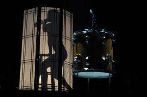Zula, danseuse du Crazy Horse de Paris
