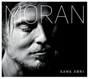 Pochette de l'album Sans abri de Moran