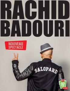 Le nouveau spectacle de Rachid Badouri