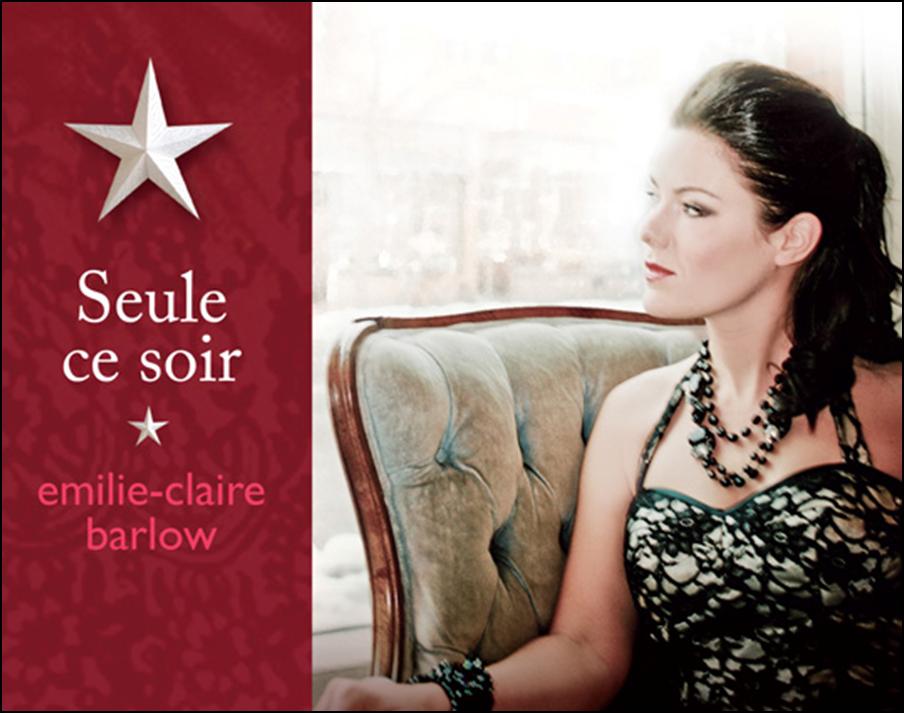 Couverture de l'album Seule ce soir d'Emilie-Claire Barlow