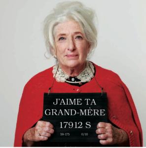 LES TROIS ACCORDS - J'AIME TA GRAND-MÈRE