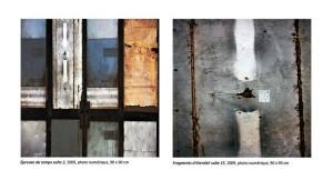 Les oeuvres d'André Boucher