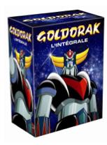GOLDORAK L'INTÉGRALE en coffret DVD