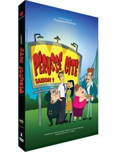 DVD Pérusse cité- saison 1